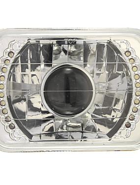 preiswerte Automobil-h6014 / h6052 / h6054 chrom 7x6 led ringprojektor scheinwerfer umbausatz