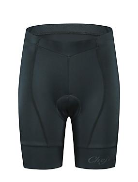 cheap Sports & Outdoors-cheji® Women's Cycling Padded Shorts Cycling Pants Bike Pants / Trousers MTB Shorts Pants Breathable Quick Dry Sports Black Mountain Bike MTB Road Bike Cycling Clothing Apparel Bike Wear