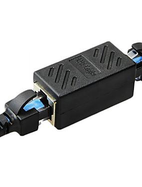 preiswerte Ethernet-Kabel-RJ45 Adapter, RJ45 nach RJ45 Adapter Buchse - Buchse