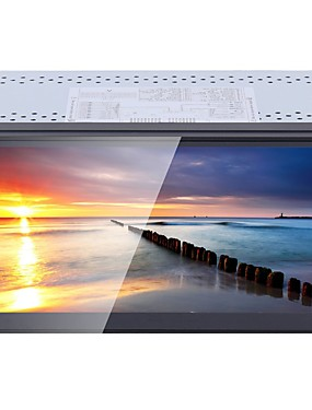 preiswerte Automobil-Factory OEM YYD-7020G 7 Zoll 2 Din Android7.1.1 In-Schlag DVD-Player Quad Core für Universal RCA / GPS / AV out Unterstützung M3V / AMV / MTV WMA / AWB JPEG / GIF / BMP