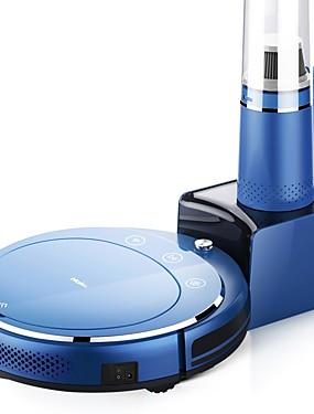 preiswerte Smart Heim-Geräte-Haier Roboter-Staubsauger Reiniger JD5F0LSC Selbstaufladung Nasses und trockenes Mopping fegen Wifi Automatische Reinigung Spot Reinigung