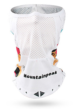 cheap Sports & Outdoors-Mountainpeak Balaclava Patchwork Breathable Bike / Cycling Sky Blue+White Pink Green for Men's Women's Adults' Road Bike Outdoor Exercise Recreational Cycling Patchwork 1pc / Road Bike Cycling