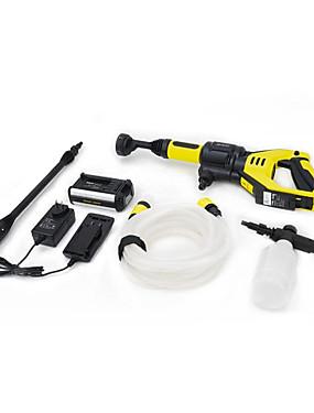 preiswerte Automobil-Hochdruck-Handheld Wireless Autowäscher Pistole protable Auto Schnee Schaum Reinigungswasser pipefoam Kanone