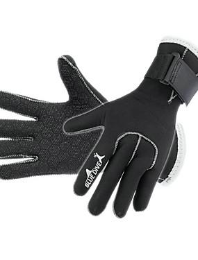 cheap Sports & Outdoors-Bluedive Diving Gloves 3mm Nylon Neoprene Neoprene Wetsuit Gloves Rain Waterproof Warm Wearable Diving Surfing Snorkeling / Winter