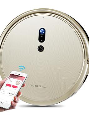 preiswerte Smart Heim-Geräte-LUOFUER Roboter-Staubsauger Reiniger S680 Selbstaufladung Vermeidet ein Runterfallen APP-Steuerung Wifi Automatische Reinigung Kantenreinigung Planen Sie die Reinigung