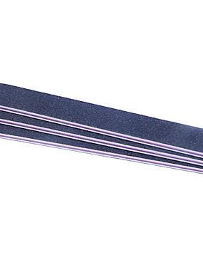 levne Pilníky a pufry-1 sada Plastický Nástroj na nehty Pro Nehet na ruce Odolný proti opotřebení / Odolné / Lehké a pohodlné Bílá série nail art manikúra pedikúra Jednoduchý Denní