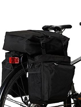cheap Sports & Outdoors-SAHOO 15 L Bike Rack Bag Cycling Outdoor Durable Bike Bag Terylene Bicycle Bag Cycle Bag Cycling Outdoor Exercise Scooter