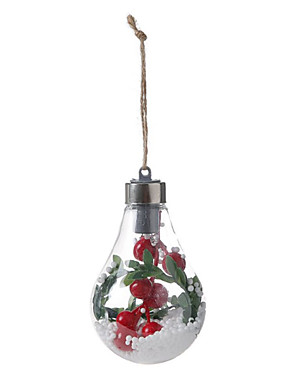 cheap Novelty Lighting-Novelty Christmas Tree Decoration Lamp Solar Ball Copper Wire Bulb Hanging Lamp Garden Pendant Bedroom Night Light LED