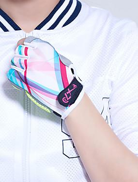 preiswerte Handschuhe zum Laufen-Laufsport Handschuhe / Sporthandschuhe Fingerlos Damen Skifest Sporthandschuhe Silikon