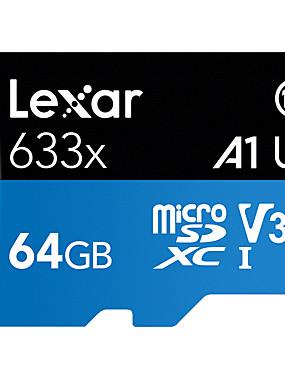 preiswerte Micro SD-Karte/TF-Lexar 64GB Micro SD / TF Speicherkarte Class10 95MB/s Handy