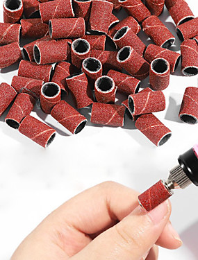 voordelige Ander Gereedschap-50 stuks Voor Vingernagel Beste kwaliteit Nagel kunst Manicure pedicure Eenvoudig Dagelijks