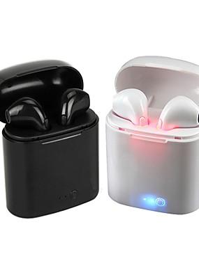 preiswerte Intelligente Welt-litbest i7s-lx tws wahre drahtlose kopfhörer air earbuds bluetooth 5.0 drahtlose sport freisprecheinrichtung mini kopfhörer airpods alternativen