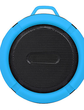 cheap Outdoor Speakers-C6 Bluetooth Speaker Waterproof Portable For Mobile Phone