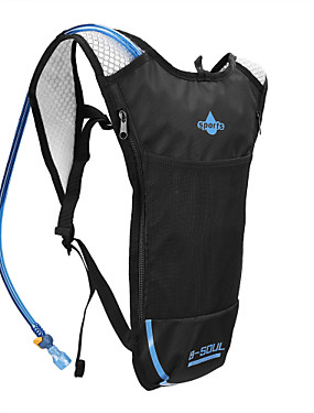 cheap Sports & Outdoors-3.6 L Bike Hydration Pack & Water Bladder Cycling Outdoor Including Water Bladder Bike Bag 300D Polyester Bicycle Bag Cycle Bag Outdoor Exercise Bike / Bicycle
