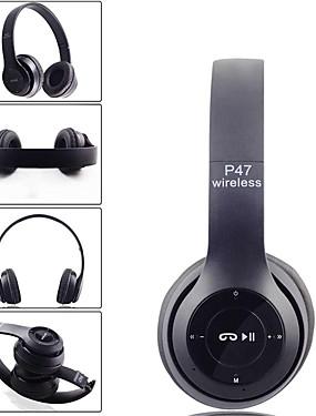 preiswerte Electronics-LITBest P47 Over-Ear-Kopfhörer Kabellos Reise Bluetooth 4.2 Stereo Mit Mikrofon Mit Lautstärkeregelung