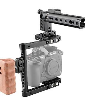 billige 3 Axis Gimbal-stabilisator-CAMVATE C1373 DSLR Rig Utendørs Til Kamera