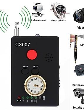 preiswerte Elektronik & Werkzeuge-Funkwellensignal rf gsm Gerät Spion Lochkamera versteckt Objektiv Sensor Scanner Detektor Finder cx007