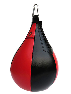 cheap Sports & Outdoors-Speed Bag For Boxing Karate Mixed Martial Arts (MMA) Muay Thai Athletic Training Strength Training High Elasticity PU(Polyurethane)