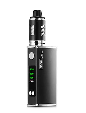 preiswerte Neue im Sortiment-lexintong 80 watt sichere elektronische zigarette vape mod box shisha stift e cig rauch führte große rauch verdampfer shisha vaper