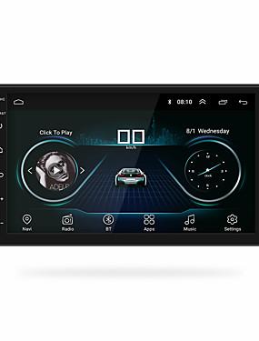 preiswerte Automobil-chelong 7200c 7 zoll 2 din android 8.1 auto mp5 player gps / eingebaute bluetooth / lenkradsteuerung für universelle cinch-unterstützung mpeg / avi / mov mp3 / wav / ogg jpeg / stereo radio