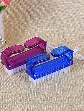 levne Nůžky a kleštičky-nehty nástroj dodává čištění nehtů kartáč rohy roh kartáč prach kartáč speciální kosmetické make-up nástroje