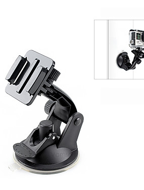 cheap Sports & Outdoors-Suction Cup Suction Cup Mounts For Action Camera Mountain Bike / MTB Outdoor Exercise Multisport Plastic