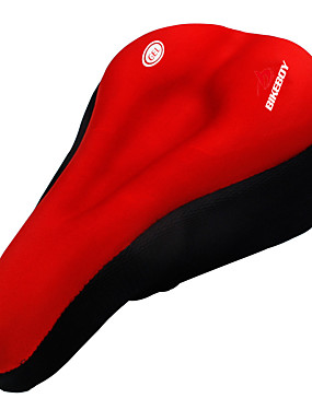 cheap Sports & Outdoors-Bike Seat Saddle Cover / Cushion Thick Durable Silica Gel Cycling Mountain Bike / MTB Road Bike BMX Blue Black Red