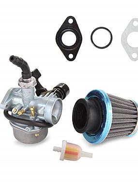 cheap Carburetors-70CC 90CC 110CC PZ19 Carb Carburetor with Cable Choke & Air Filter for ATV Motorcycle