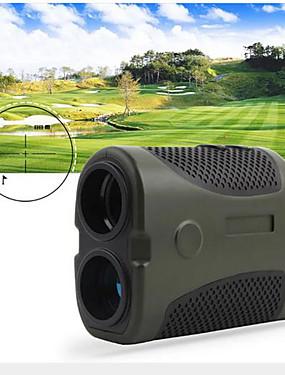 preiswerte Werkzeug & Ausrüstung-400m Laser-Entfernungsmesser Laser-Entfernungsmesser 6x mit Angel Scan für Golf