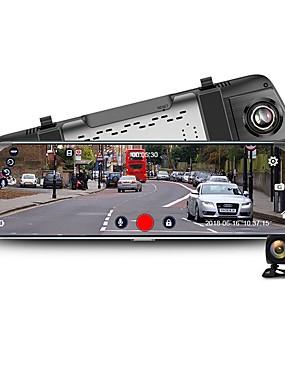 preiswerte Automobil-junsun a930 4g adas auto dvr kamera 10 zoll android stream media rückspiegel fhd 1080 p wifi gps dash cam registrar video recorder