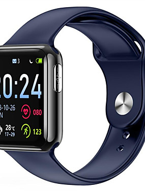 cheap Named Brands-V5 Smart Watch BT Fitness Tracker Support Notify/ ECG+PPG Heart Rate Monitor Sports Smartwatch Compatible with Samsung/ Apple/ Android Phones