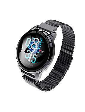 preiswerte Intelligente Elektronik-VO363C Damen Smartwatch Android iOS Bluetooth Touchscreen Herzschlagmonitor Blutdruck Messung Verbrannte Kalorien Smart Schrittzähler Anruferinnerung AktivitätenTracker Schlaf-Tracker Sedentary