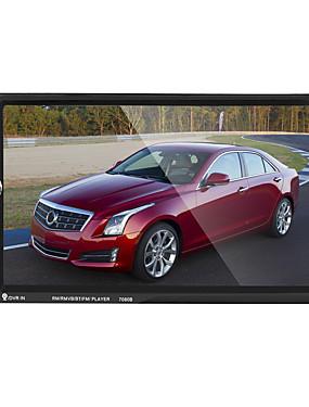 preiswerte Intelligente Welt-7 Zoll 2 Lärmauto mp5-Player-Touch Screen / mp3 / eingebautes bluetooth für Universal-bluetooth Unterstützung rm / rmvb / mp4 mp3 / Art Auto mp5-Player / Modell mp5-7080b