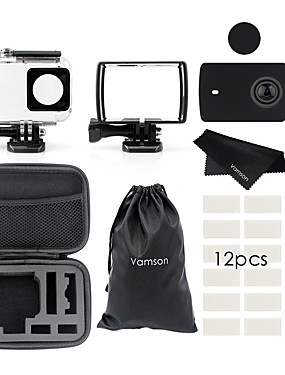 cheap Sports & Outdoors-Waterproof Housing Case Waterproof Case For Action Camera Xiaomi Camera Diving / Boating Traveling Windsurfing ABS+PC