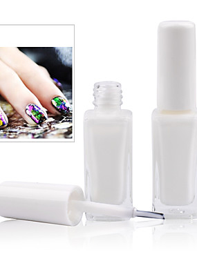 voordelige Ander Gereedschap-10 ml nail art lijm gel voor adhesive ster galaxy folie transfer sticker tips decoratie diy salon manicure gereedschap