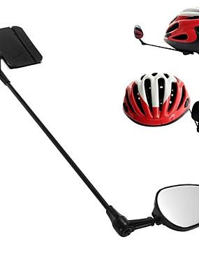 cheap Sports & Outdoors-Rear View Mirror Bike Helmet Mirror Adjustable Lightweight 360°Rolling / Rotatable Cycling Bicycle motorcycle Bike Plastics Ferroalloy Road Bike Mountain Bike MTB Folding Bike