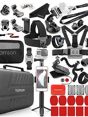 cheap Sports & Outdoors-Accessories Camera Bag Selfie Accessories Travel Camera Bags For Action Camera Gopro 7 Gopro 6 Gopro 5 Mountain Bike / MTB Ski / Snowboard Multisport PU (Polyurethane) ABS+PC