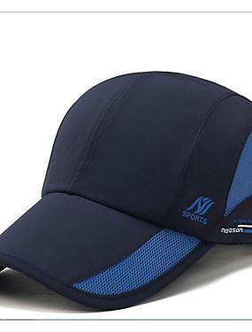 preiswerte Laufmützen, Socken & Arm - Wärmer-Hut Flügelärmel Atmungsaktiv Komfortabel für Baseball Klassisch Baumwolle