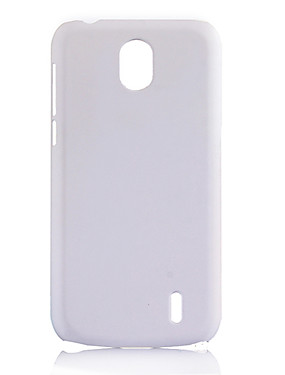 cheap Other Phone Case-Case For Nokia Nokia 2.1 / Nokia 1 / Nokia 1 Plus Ultra-thin Back Cover Solid Colored TPU
