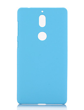 cheap Other Phone Case-Case For Nokia Nokia 8 / Nokia 7 / Nokia 7 Plus Ultra-thin Back Cover Solid Colored TPU