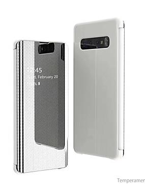 رخيصةأون جراب هاتف فيفو-فيفو لفيفو v15pro / v15 / y17 / y85 / y93 / y97 / x23 / y79 / y71 جديد الذكية شبكة الجيل الثاني مرآة شبكة قضية الهاتف شاملة للجميع المضادة للسقوط