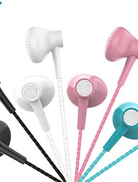 preiswerte Biszu19-dudao dt-226 verkabelt 3,5 mm In-Ear-Ohrhörer Dynamischer kristallklarer Klang Ergonomische Ohren Komfort-Passform Klassische Farben
