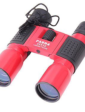 cheap Sports & Outdoors-PANDA 22 X 32 mm Binoculars High Definition Generic High Powered Multi-coated BAK4 Camping / Hiking Hunting Fishing Plastic Fibre Glass Aluminium Alloy / Bird watching / Space / Astronomy