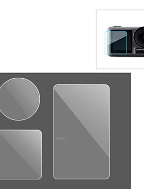 cheap Sports & Outdoors-Screen Protectors Protection For Action Camera Traveling Shooting Snowsports Organic Glass