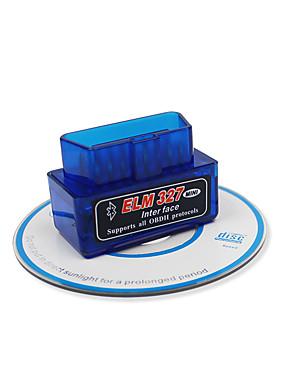 preiswerte Automobil 119-super mini elm327 autofehlerdiagnose instrumentcar fehlerdetektor obdii diagnosecodeleser bluetooth v1.5 obd2 geeignet für android mit 25k80 chip