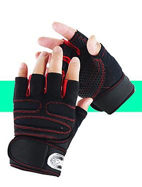 preiswerte Handschuhe zum Laufen-Laufsport Handschuhe Unisex Anti-Rutsch Nylon