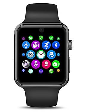 preiswerte Intelligente Elektronik-lemfo lf07 Smartwatch BT Fitness-Tracker-Unterstützung benachrichtigen und Pulsmesser kompatibel Apple / Samsung / Android-Handys