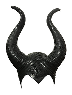 cheap Toys & Hobbies-Masquerade Headwear Inspired by Witch Maleficent Black Cosplay Halloween Halloween Carnival Masquerade Adults' Men's Women's / Hat / Hat