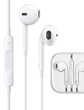 preiswerte Computer & Büro-Litbest verdrahtete In-Ear-Kopfhörer verdrahtete Ohrhörer mit Mikrofon für das iPhone