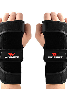 cheap Sports & Outdoors-Hand & Wrist Brace for Ski / Snowboard / Ice Skate / Skateboarding Shockproof / Protection / Safety Gear 1 Pair Oxford Cloth / ABS Resin / Foam Cotton